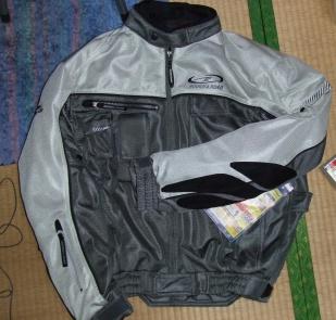 ラフ&ロード:メッシュジャケット